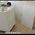 @小套房廚具  人造石一字型廚房設計     作品分享:萬華劉公館(3).jpg