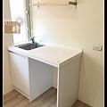 @小套房廚具  人造石一字型廚房設計     作品分享:萬華劉公館(66).jpg