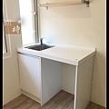 @小套房廚具  人造石一字型廚房設計     作品分享:萬華劉公館(67).jpg