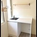@小套房廚具  人造石一字型廚房設計     作品分享:萬華劉公館(68).jpg