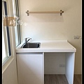 @小套房廚具  人造石一字型廚房設計     作品分享:萬華劉公館(72).jpg