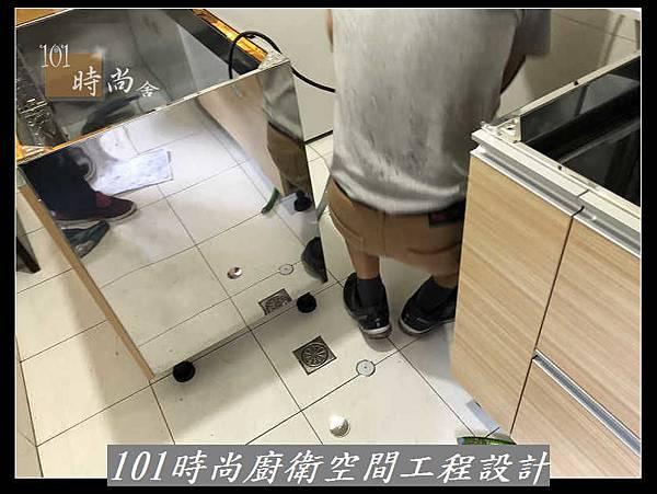 @不鏽鋼檯面 一字廚房設計廚具工廠直營 101時尚廚具設計 作品-樹林黃公館(18).jpg