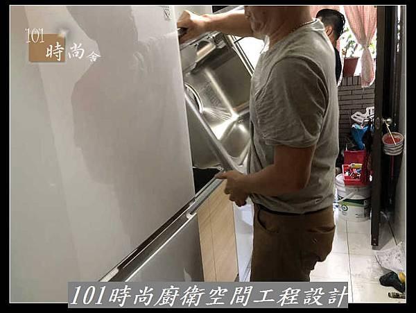 @不鏽鋼檯面 一字廚房設計廚具工廠直營 101時尚廚具設計 作品-樹林黃公館(52).jpg
