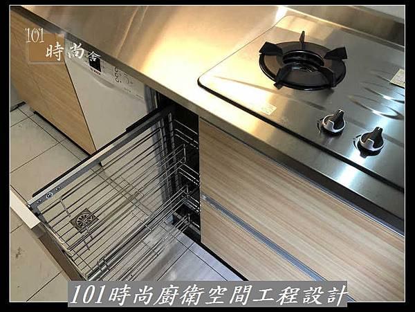 @不鏽鋼檯面 一字廚房設計廚具工廠直營 101時尚廚具設計 作品-樹林黃公館(105).jpg