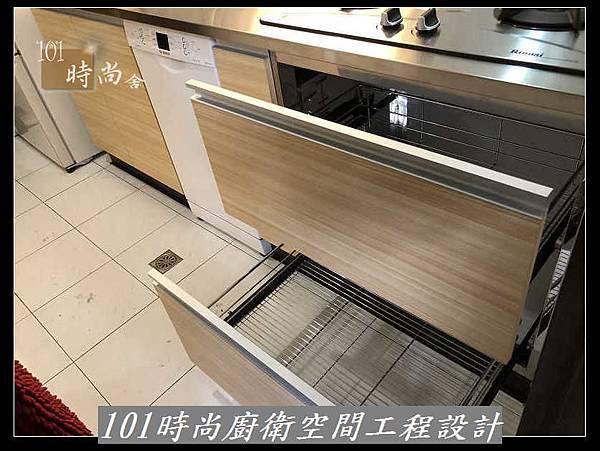 @不鏽鋼檯面 一字廚房設計廚具工廠直營 101時尚廚具設計 作品-樹林黃公館(111).jpg