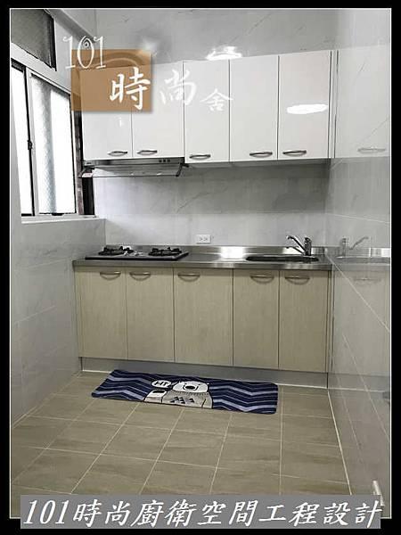 @不鏽鋼檯面一字廚房設計 廚具工廠直營  作品分享:烏來張公館(4).JPG