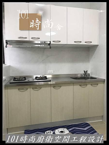 @不鏽鋼檯面一字廚房設計 廚具工廠直營 作品分享:烏來張公館(3).JPG