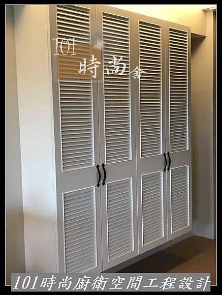 @玄關百葉鞋櫃 101時尚室內裝修室內設計 訂製系統廚具櫥櫃工廠直營  作品-基隆張公館(55).jpg