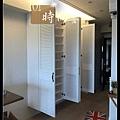 @玄關百葉鞋櫃 101時尚室內裝修室內設計 訂製系統廚具櫥櫃工廠直營  作品-基隆張公館(60).jpg