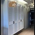 @玄關百葉鞋櫃 101時尚室內裝修室內設計 訂製系統廚具櫥櫃工廠直營  作品-基隆張公館(63).jpg
