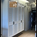@玄關百葉鞋櫃 101時尚室內裝修室內設計 訂製系統廚具櫥櫃工廠直營  作品-基隆張公館(65).jpg