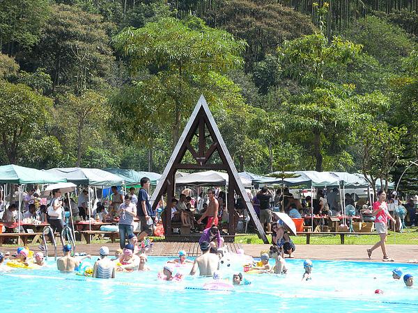 2010/09/21.22三峽皇后鎮- UNRV環球露營 -  一樣的月光   不一樣的心情