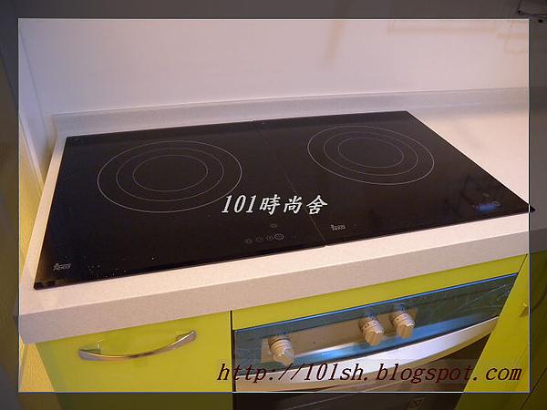 101時尚舍  廚房設計 -時尚系列 ~ ㄇ字型 @品味生活-廚衛1