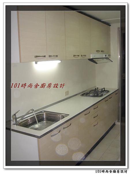 廚具工廠@101時尚舍 廚房設計 衛浴設計--品味廚櫃設計30