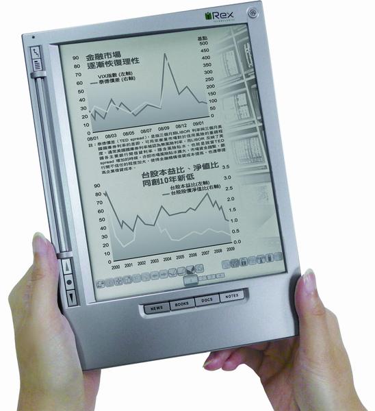 【BOOK11新聞照片】首部繁簡體中文電子書閱讀器_ i讀機2.jpg