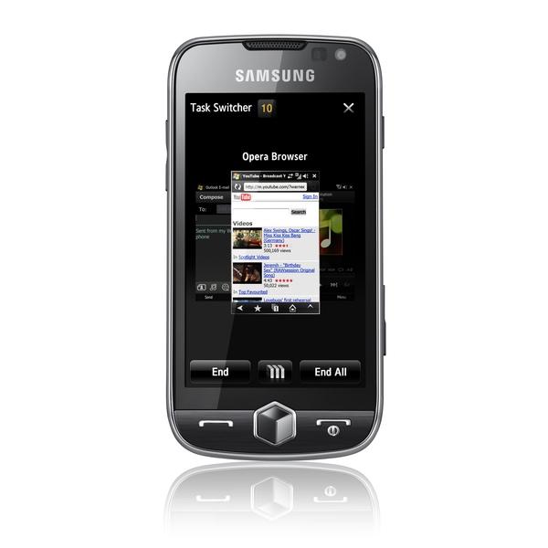 Samsung Omnia II i8000 內建HSUPA每秒5.76MB上傳速度與HSDPA每秒7.2MB下載速度,內建超大48GB記憶體.jpg