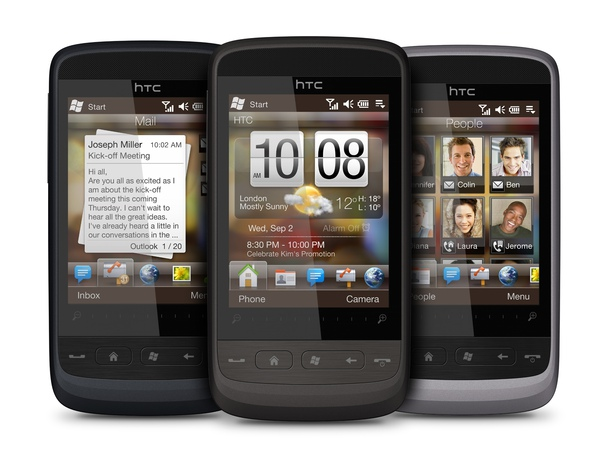 HTC 新聞照片 - HTC Touch2.jpg