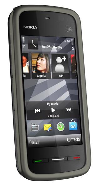 諾基亞於Nokia World宣佈新產品Nokia 5230.jpg