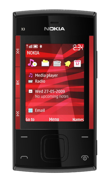 Nokia X3是諾基亞音樂產品系列的新生力軍.jpg