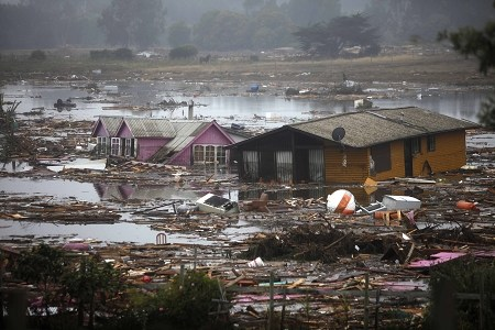 智利大地震 3