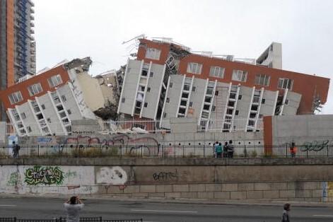 智利大地震 4