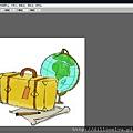 數位水彩繪製插畫 5