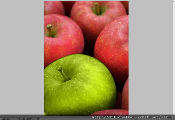 紅蘋果 8