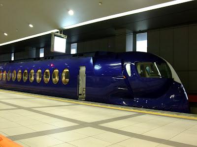 011南海電鐵Rapid,坐不起