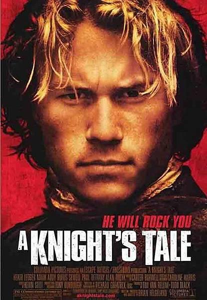 A Knight's Tale,騎士風雲錄,2001