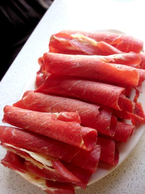 這是特選牛肉