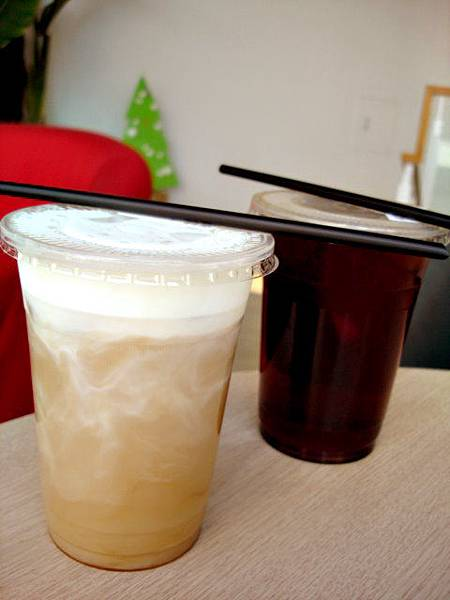 鮮奶茶與錫蘭紅茶