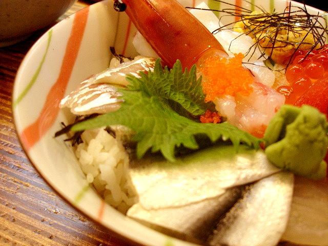 不過牡丹蝦沒有甜味,還是比不上日本
