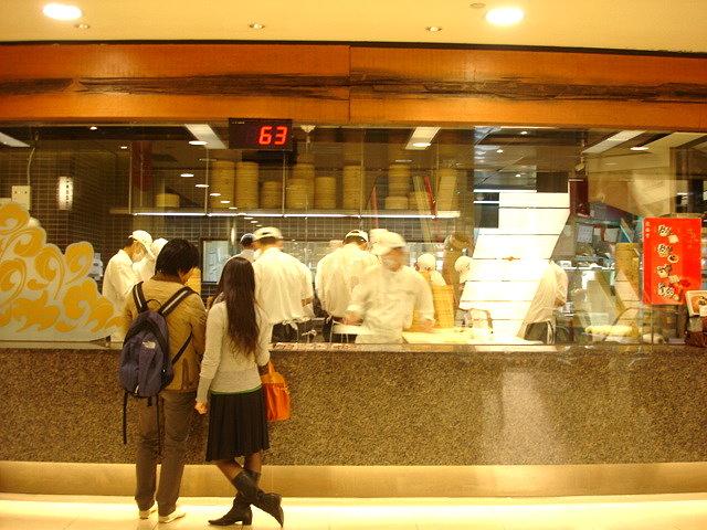 這裡是半開放式廚房