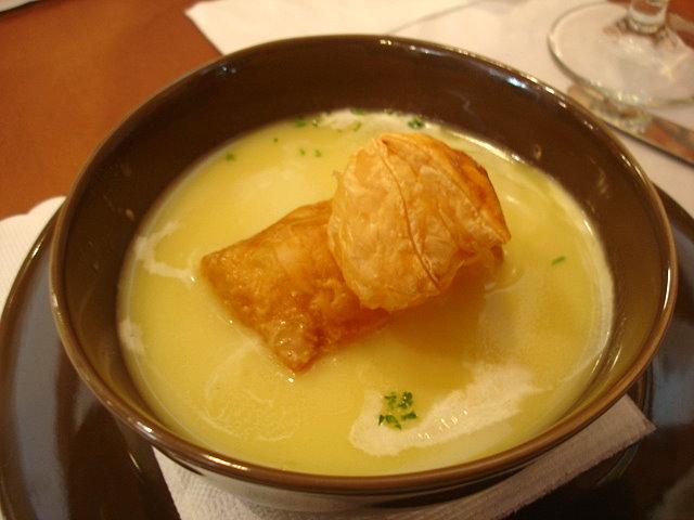 我的玉米洋芋濃湯