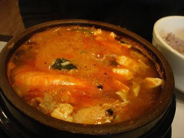麻糬的海鮮綜合豆腐煲,280圓