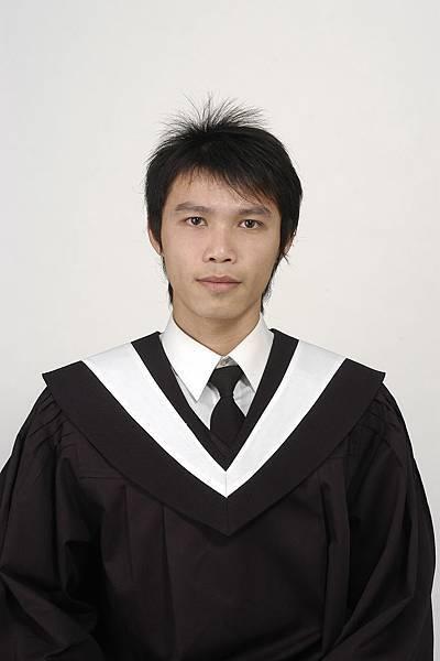 哈!這是男人的畢業照