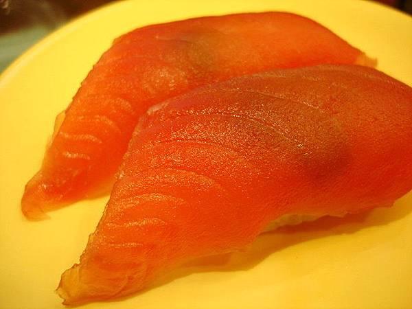 鮪魚握壽司
