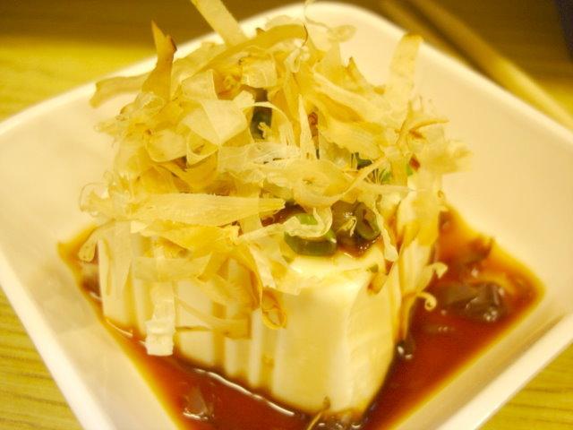 小菜之一豆腐涼拌吧30圓