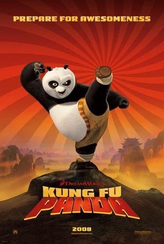 Kung Fu Panda,功夫熊貓,2008