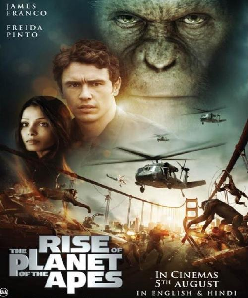 Rise of the Planet of the Apes,猩球崛起,2011