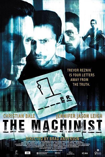 The Machinist,機械師(或稱:黑暗時刻),2004