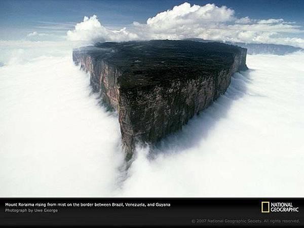 羅賴馬山(Mount Roraima)