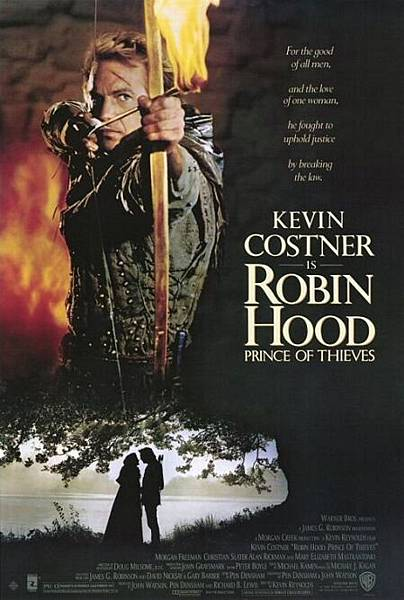 Robin Hood:Prince of Thieves,俠盜王子羅賓漢,1991
