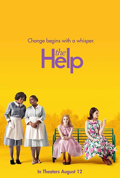 The Help,姐妹,2011