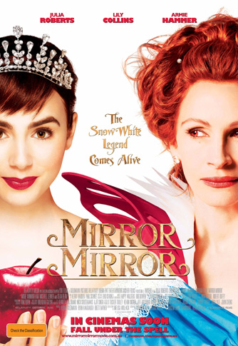 Mirror Mirror,魔鏡魔鏡,2012