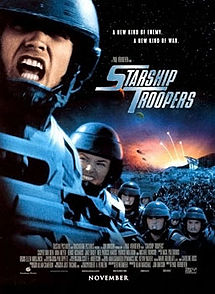 Starship Troopers,星艦戰將,1997
