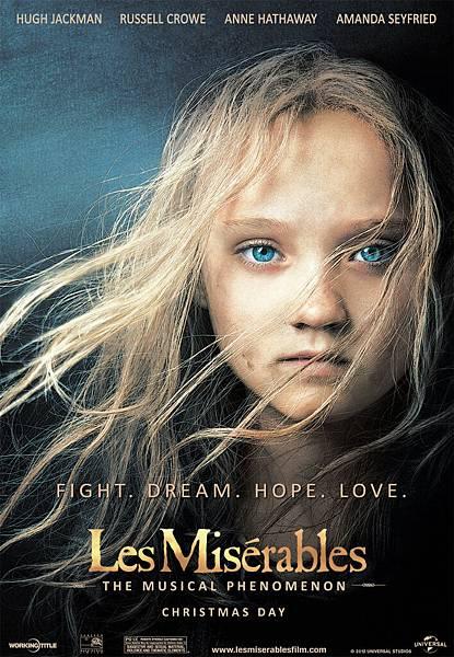 Les Miserables,悲慘世界,2012