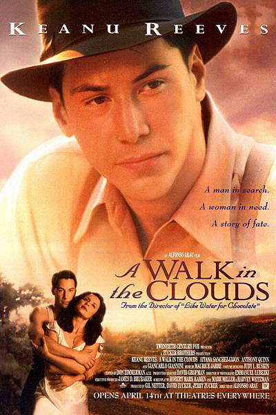A Walk in the Clouds,漫步在雲端,1995
