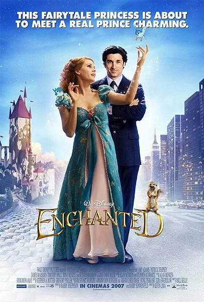 Enchanted,曼哈頓奇緣,2008
