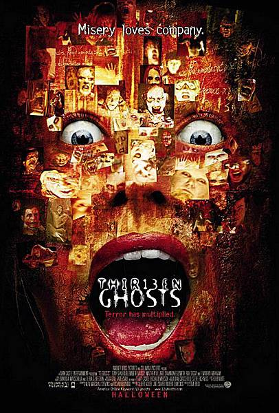 Thir13en Ghosts,惡靈13,2001